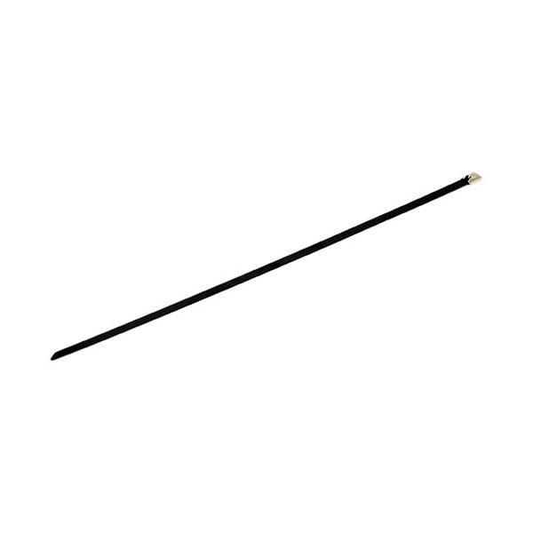 Fascetta colore nero per fissaggio fasce termiche 35cm (1 pezzo)