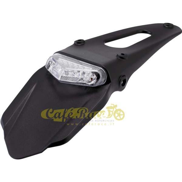 Parafango posteriore ENDURO con faro a LED Omologato