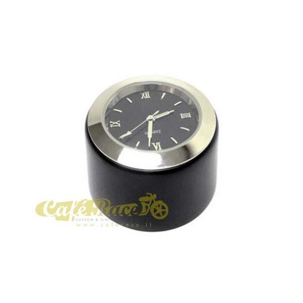Orologio nero per bullone piastra Ø 27mm