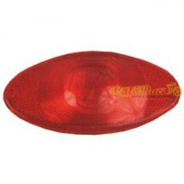 Lente di ricambio rossa per faro posteriore Cateye 101047