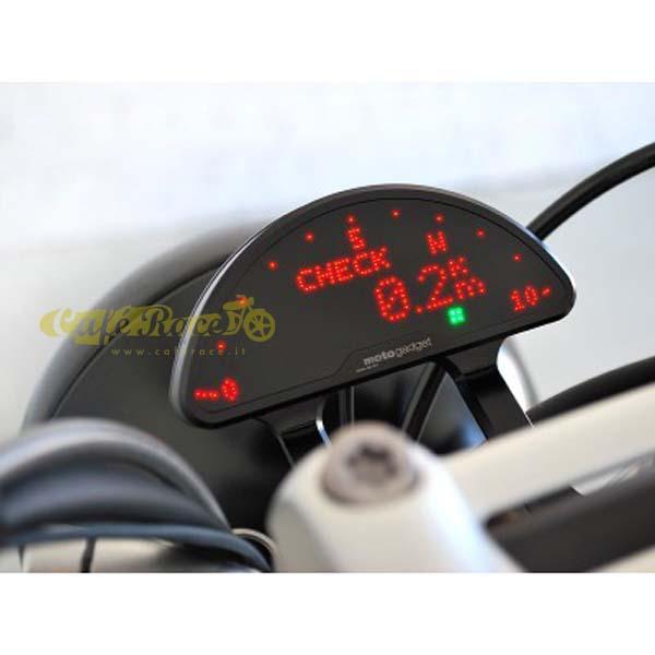 Motogadget MOTOSCOPE PRO per BMW R9T