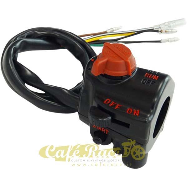 Switch comandi lato destro HONDA CB550/ CB750