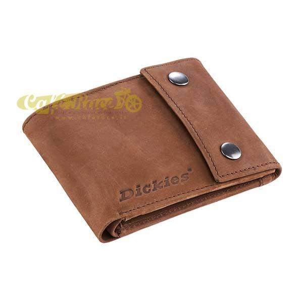 Portafogli DICKIES WEST RIDGE BROWN