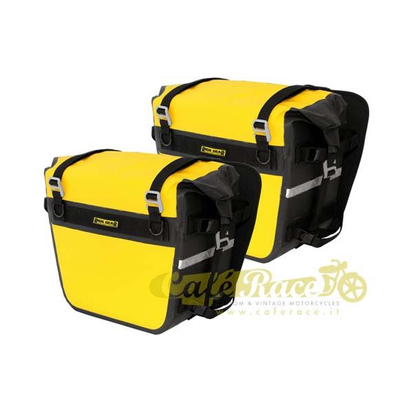 Borse laterali NELSON RIGG DELUXE ADVENTURE YELLOW/BLACK