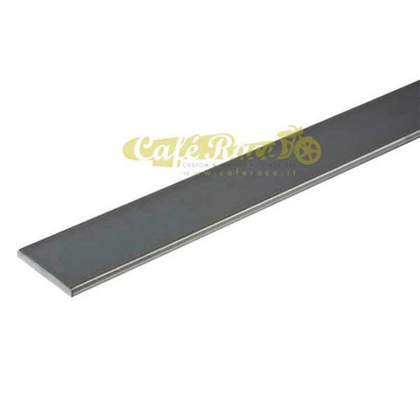 Barra in acciaio 25x500x4mm