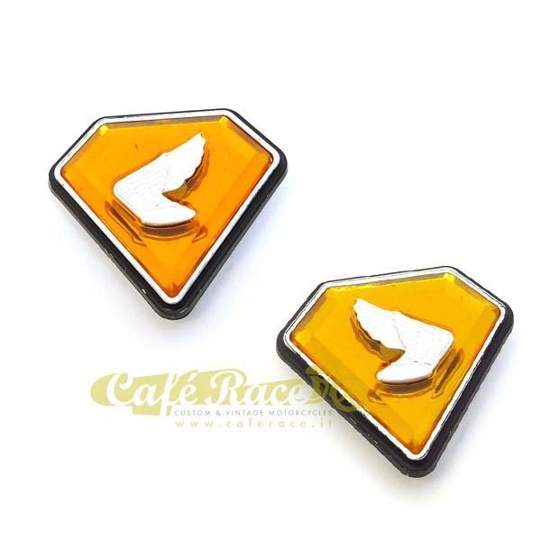 Emblemi per fianchetti laterali Honda CB750K