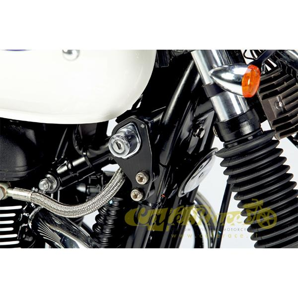 Kit LSL accensione laterale nero DX TRIUMPH BONNEVILLE 2001-2015