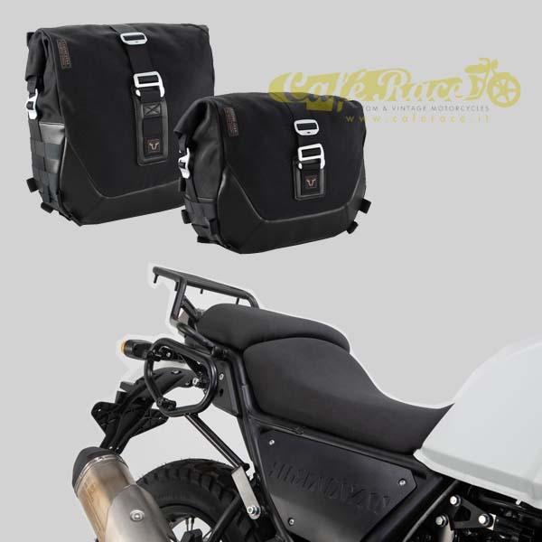 Kit borse BLACK ED. SW-MOTECH Legend Gear ROYAL ENFIELD Himalayan