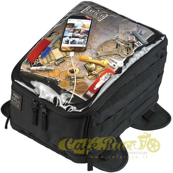Borsa da serbatoio magnetica BILTWELL EXFIL-11 Tank Bag