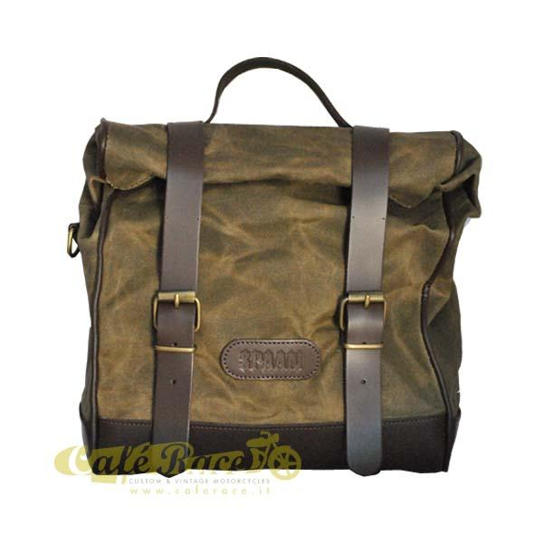 Borsa MILITARY GREEN 13/16 lt. con KLICK FIX