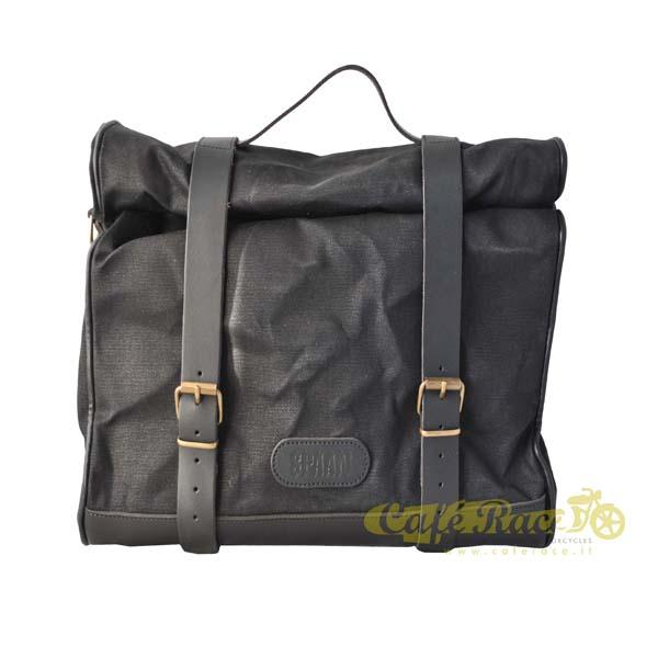 Borsa NIGHT BLACK 13/16 lt. con KLICK FIX