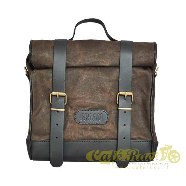 Borsa VINTAGE BROWN 13/16 lt. con KLICK FIX