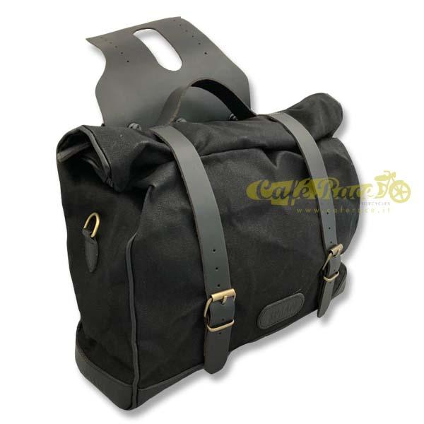 Borsa vintage NIGHT BLACK 13/16 lt