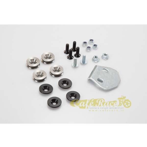 Kit adattatori (funghetti) portapacchi SW-Motech ADVENTURE-RACK
