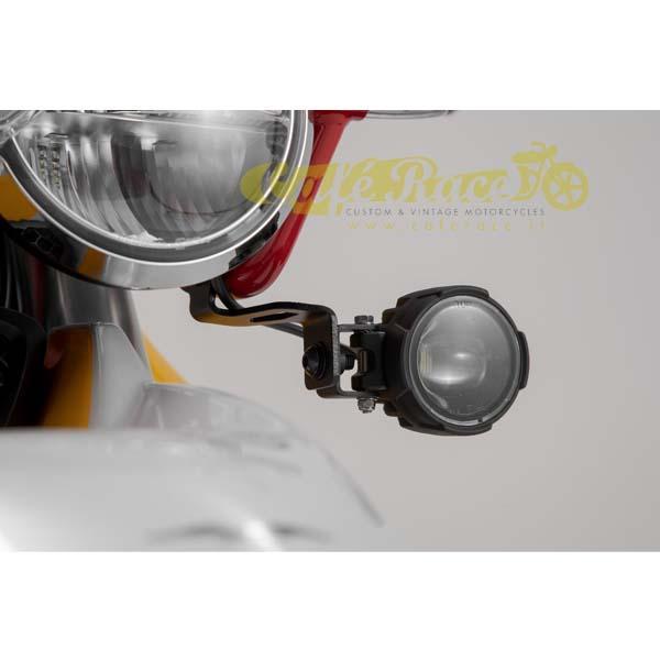Staffe faretti SW-Motech Moto Guzzi V85 TT ('19 in poi)