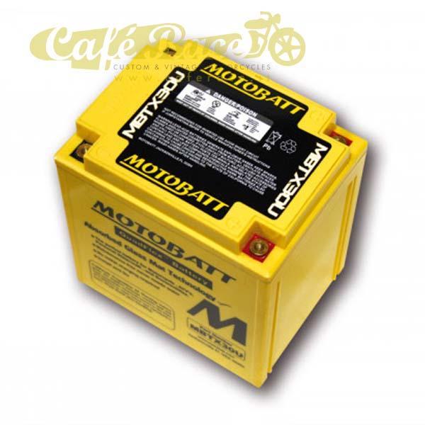 Batteria MOTOBATT MBTX30U 12 V 32 Ah 175 x 166 x 126 mm