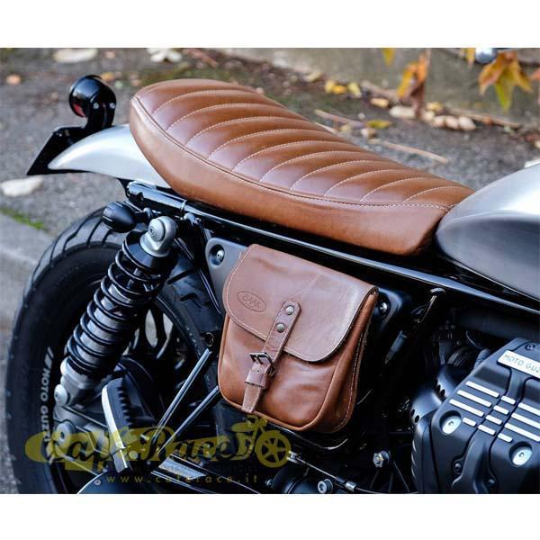 Fianchetto SX con borsa BAAK MOTO GUZZI V7 III - V9