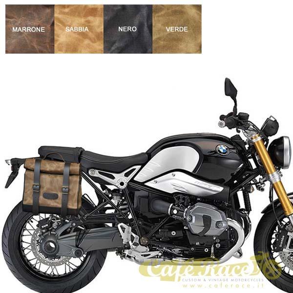 Kit borsa piccola + telaio SX BMW RnineT