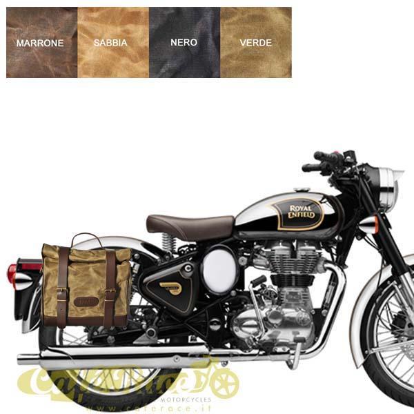 Kit borsa piccola + telaio DX ROYAL ENFIELD CLASSIC 500