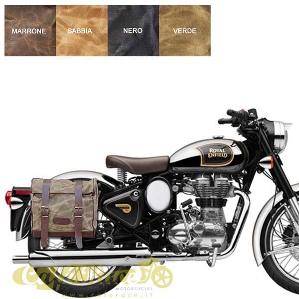 Kit borsa grande + telaio SX ROYAL ENFIELD CLASSIC 500