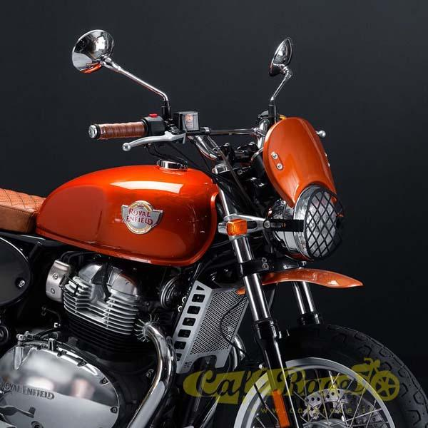 Cupolino ROYAL ENFIELD Interceptor - Continental GT 650