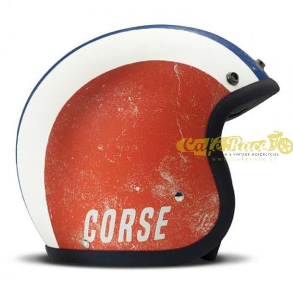 Casco jet DMD Vintage SQUADRA CORSE
