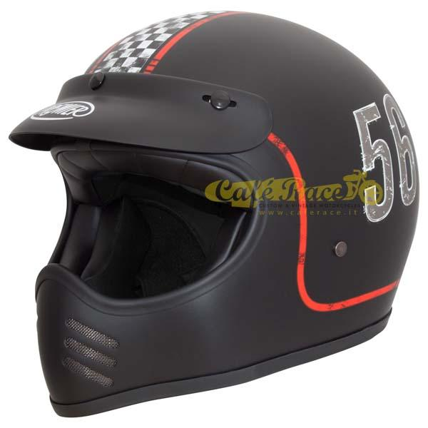Casco integrale Premier MX FL 9 BM in fibra