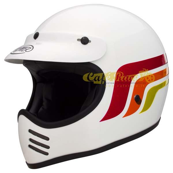 Casco integrale Premier MX LC 8 in fibra