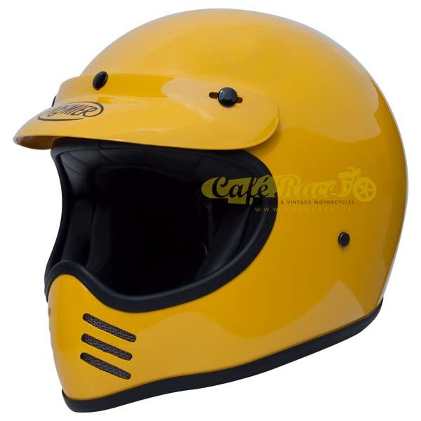 Casco integrale Premier MX U12 in fibra