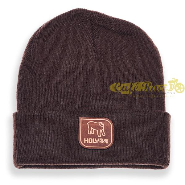 Cappello HOLY FREEDOM HERITAGE BEANIE Rocky Brown