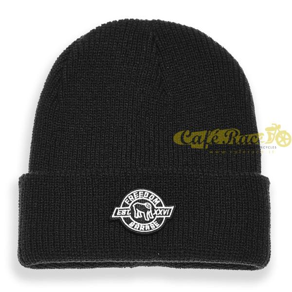 Cappello HOLY FREEDOM HERITAGE BEANIE May Black