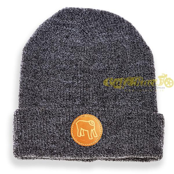 Cappello HOLY FREEDOM HERITAGE BEANIE Leather Gray