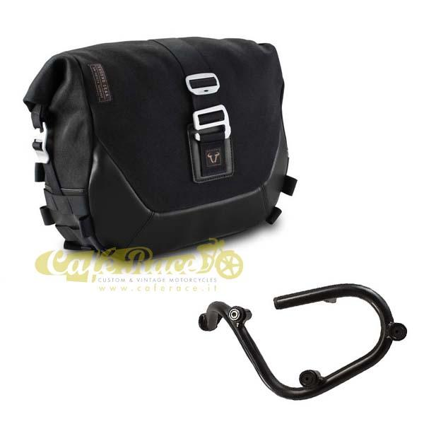 Kit borsa laterale SW-MOTECH Legend Gear Black Triumph Street Scrambler (16-)