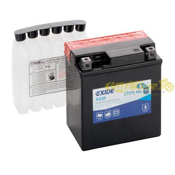 Batteria Exide Bike AGM 12V-100A 150 x 70 x 130 mm