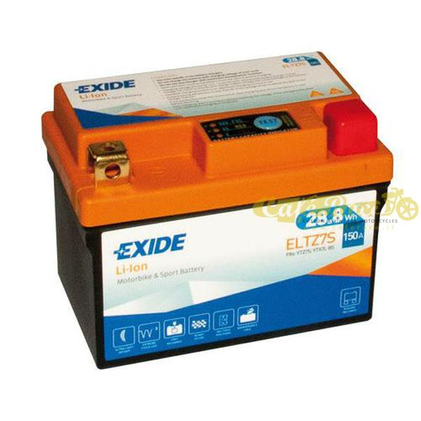 Batteria Exide Bike Li-Ion 12V-150A 113 x 70 x 85 mm