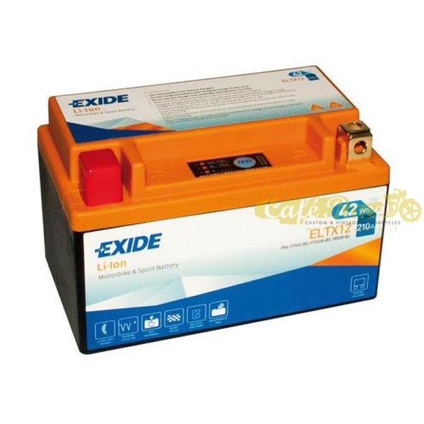 Batteria Exide Bike Li-Ion 12V-210A 150 x 87 x 93 mm
