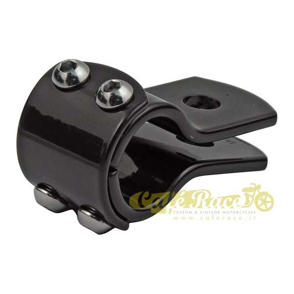 Clamp supporto nero per paramotori Ø 25mm