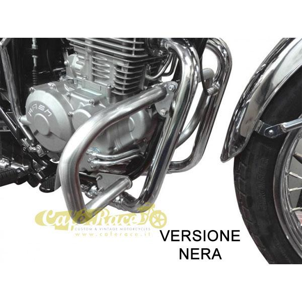 Paramotore nero SPAAN MASH Five Hundred 400 - Von Dutch